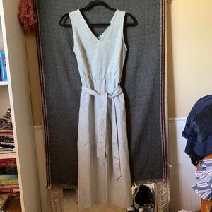 NWT XS Gray jumpsuit